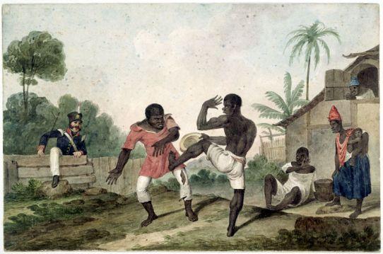 Capoeira no Brasil
