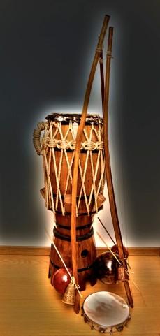 Instrumentos-musicais-capoeira